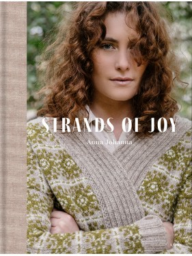 Laine Magazine - Strands of Joy Anna Johanna preventa