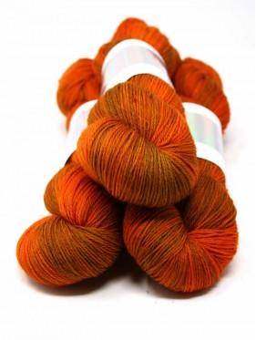 HHF Hedgehog Sock Yarn - Copper Penny