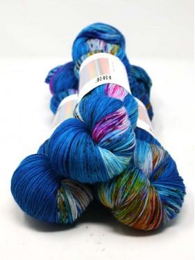 HHF Hedgehog Sock Yarn - Deep End