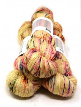 HHF Hedgehog Sock Yarn - Dijon