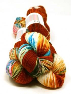 HHF Hedgehog Sock Yarn - Guppy