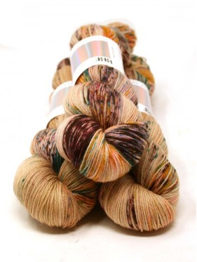 HHF Hedgehog Sock Yarn - Cereal