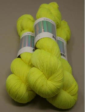 HHF Hedgehog Sock Yarn - Highlighter