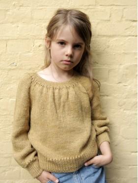 Isager - School Girl patrón individual