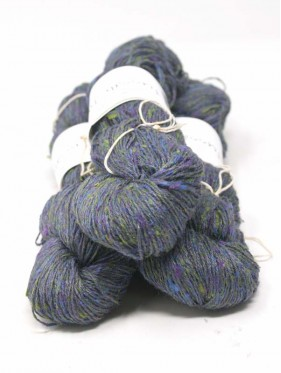 Tussah Tweed - tt 20 Blue Royal
