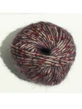 Fazed Tweed - Elderberry 011