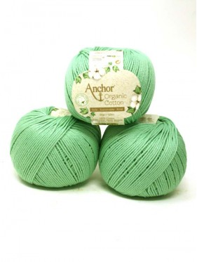 Anchor Organic Cotton - Forest Rive 00219