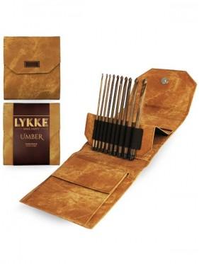 LYKKE - Umber Crochet Hook Set