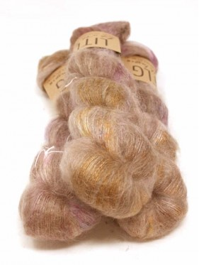 LITLG Mohair Silk Lace - Pressed Flower