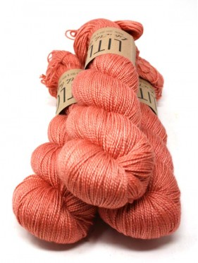 LITLG Moon Sock - Cayenne Red