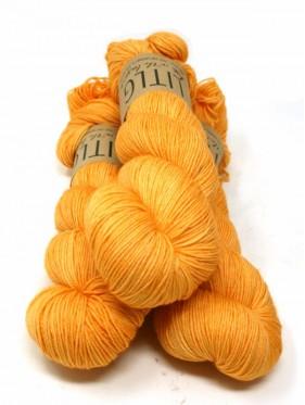 LITLG Fine Sock - Tangerine