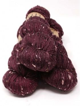 LITLG DK Tweed * - Plum