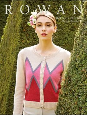 Rowan Knitting & Crochet Magazine 69 Summer Spring 2021