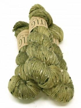 LITLG DK Tweed * - Moss