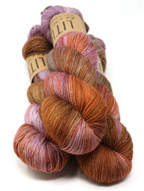 LITLG Fine Sock - Sienna Pink