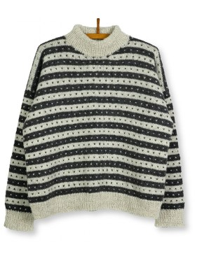 Isager - Holgers sweater Men individual modele