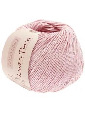 Solo Lino - Light Pink 44