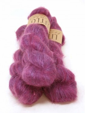 LITLG Mohair Silk Lace - Eva in our heart