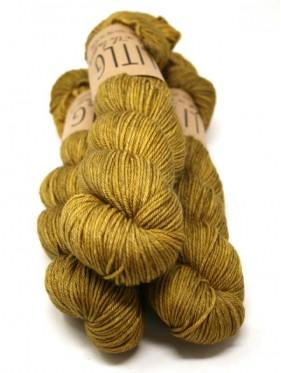 LITLG DK Twist - Golden Green 2