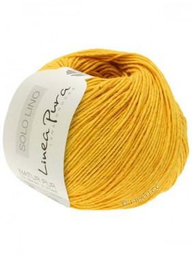 Solo Lino - Warm Yellow 42