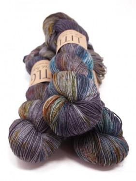 LITLG Fine Sock - Jade Grey