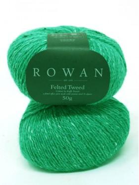 Felted Tweed DK - Electric Green 203