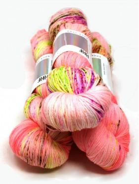 HHF Hedgehog Sock Yarn - Rosehip