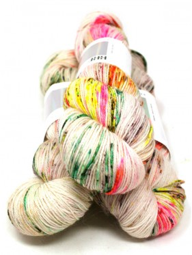 HHF Hedgehog Sock Yarn - Poppy