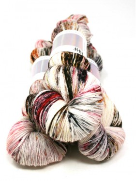HHF Hedgehog Sock Yarn - Film Noir