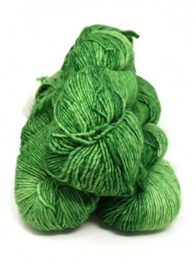 Worsted - Saphire Green 004