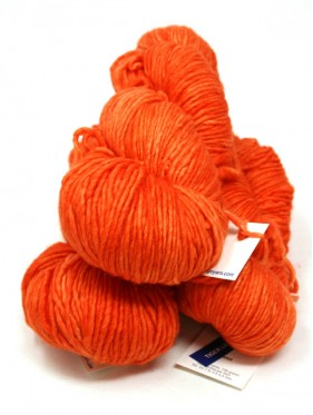Worsted - Tiger Lily