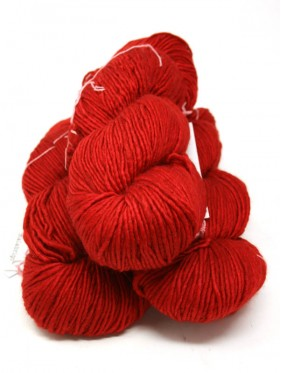 Worsted - Ravelry Red 611