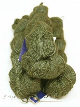 Silkpaca - Teal Feather 412