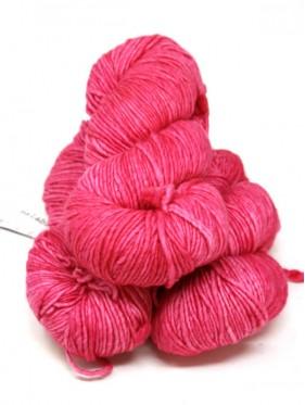 Worsted - Shocking Pink 184