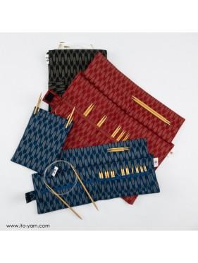 Ito - Case interchangeables needls empty