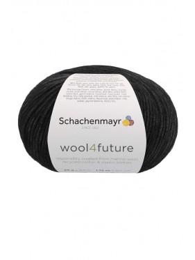 Schachenmayr - Wool4future Black 99