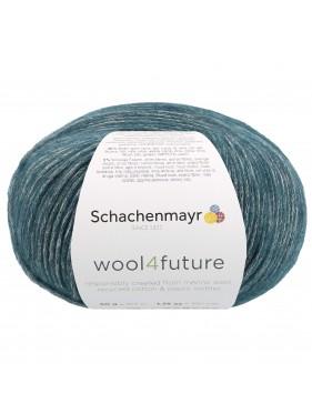 Schachenmayr - Wool4future Teal 65