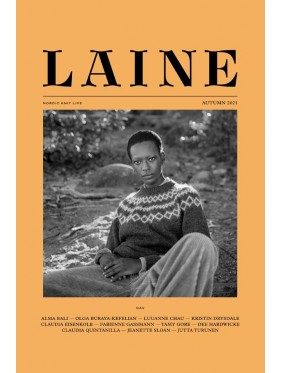 Laine Magazine - Issue 12 Automn Preventa