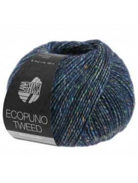 Ecopuno Tweed - 301 Blue