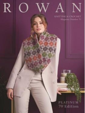 Rowan Knitting & Crochet Magazine 70