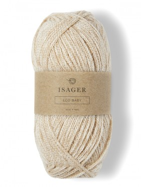 Isager Eco Baby - Sand E7S
