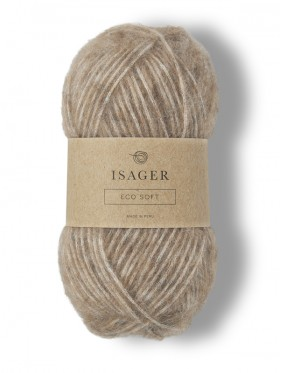 Isager Eco Soft - Sand E7S