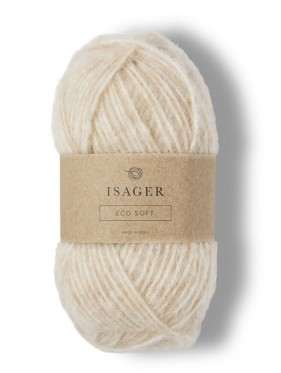 Isager Eco Soft - Natural E0