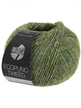 Ecopuno Tweed - 305 Olive