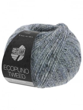Ecopuno Tweed - 307 Denim