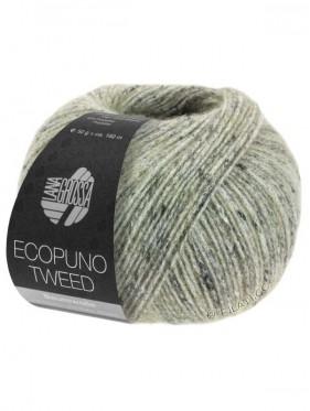Ecopuno Tweed - Grey Duck Egg