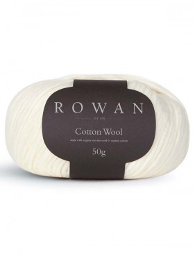 Rowan Cotton Wool - Milky 201