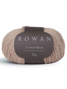 Rowan Cotton Wool - Mushy 202