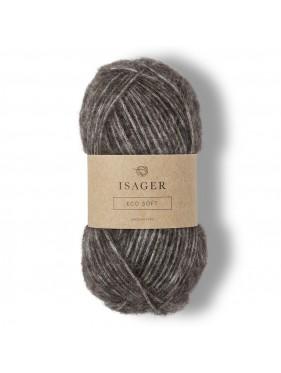 Isager Eco Soft - Medium Grey E4S