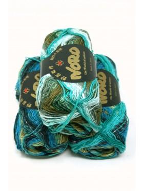 Silk Garden Sock - 470 Seafoam